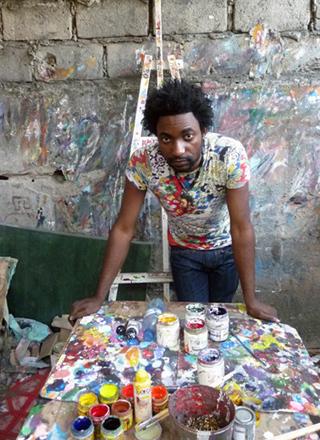 JP Mika | Współczesna sztuka Afryki
